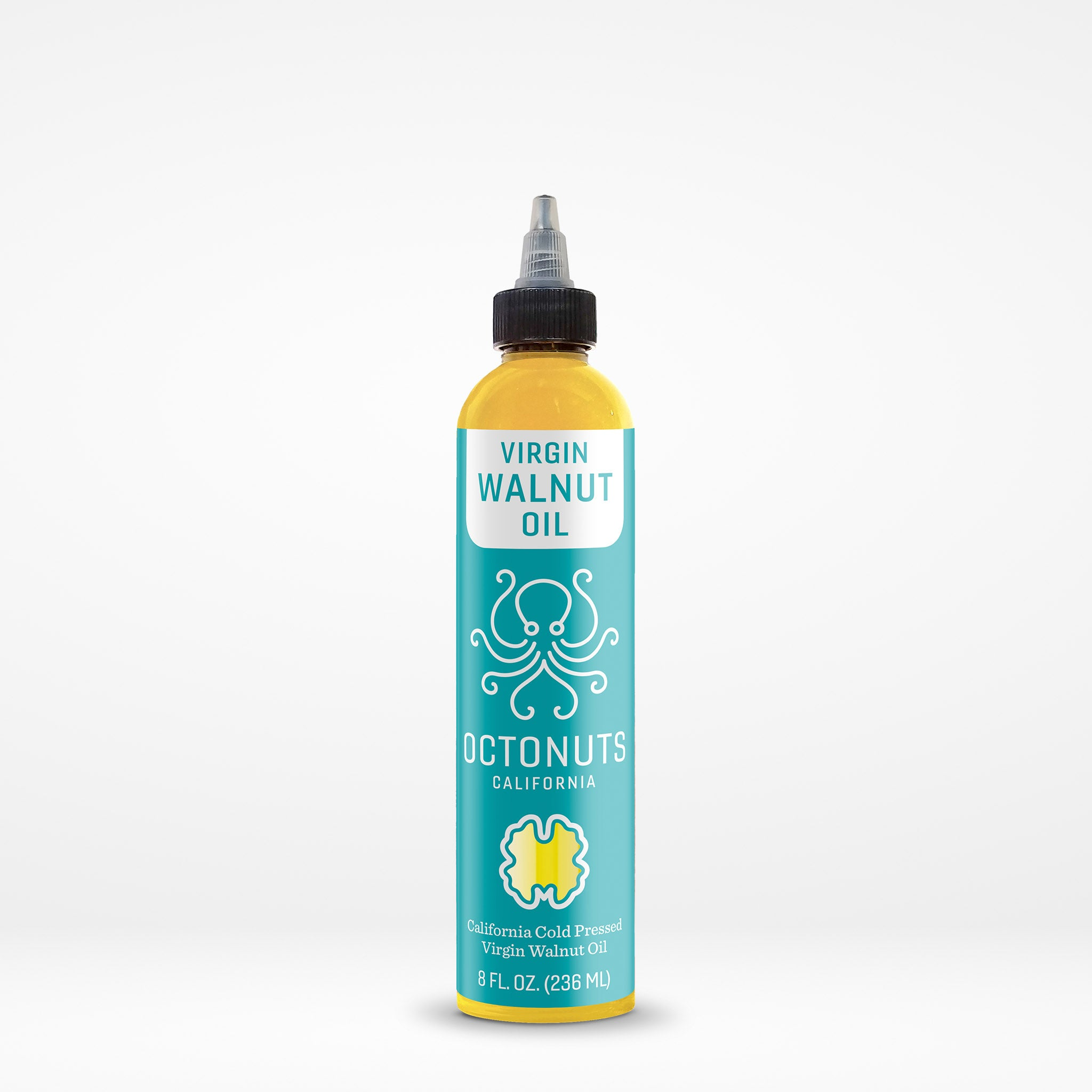 California Cold Pressed Virgin Walnut Oil