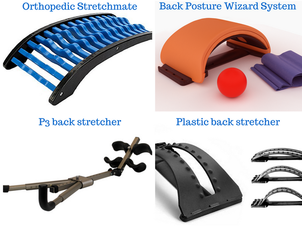 different back stretcher products