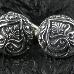 CUFFLINKS ACE OF SPADES