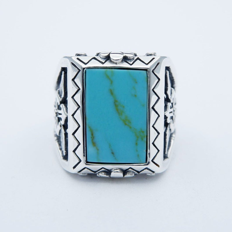 FLYING CROSS TURQUOISE