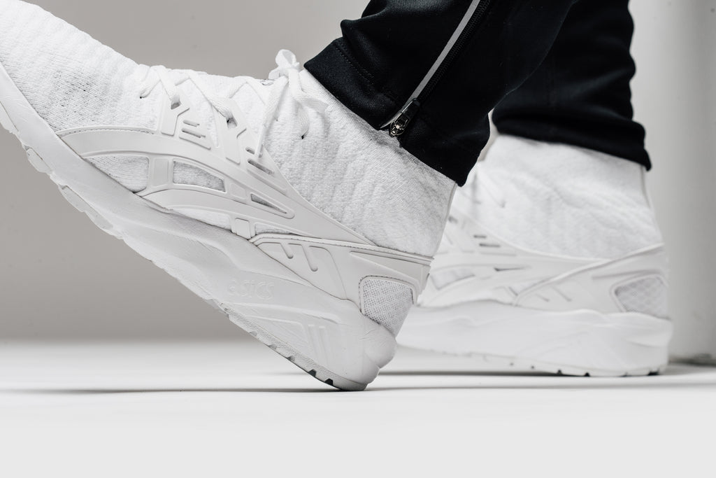 promo code cb5d7 20c7b Asics gives the Kayano Trainer a modern makeover for their spring  collection. Titled the Gel-Kayano Knit MT ( 150), the sneakers  classic  construction is ...