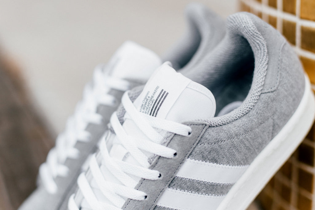 the latest f4c72 6e5ee Adidas Originals x Bedwin   The Heartbreakers Campus 80s In Grey Available  Now