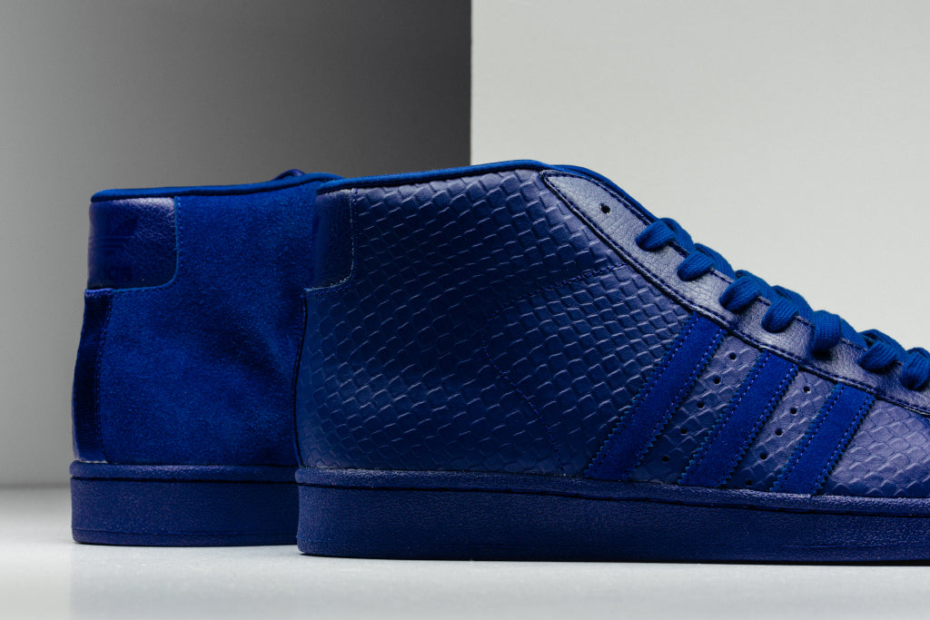 Adidas Pro Model In Oxford Blue Available Now - Feature
