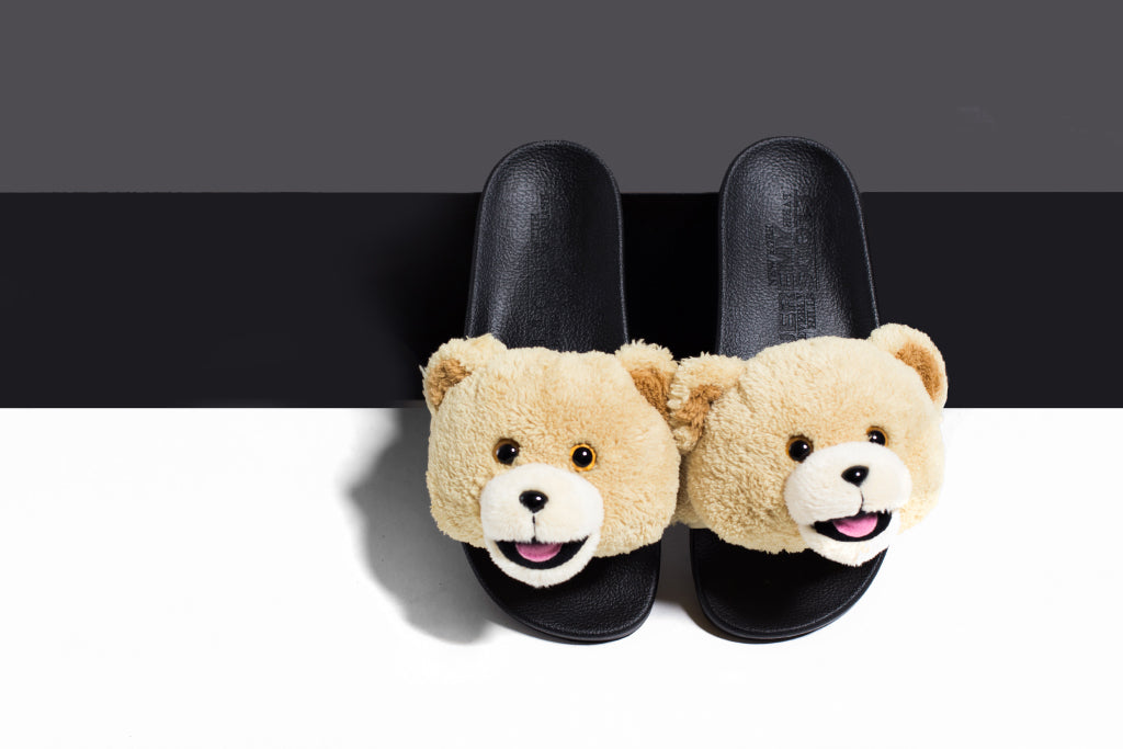 best website 6d9ff 14db0 Adidas Originals x Jeremy Scott Adilette Collection Available Now