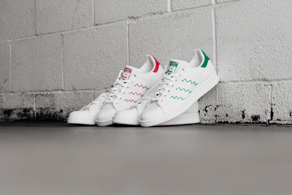 finest selection 9092e 206e2 Adidas Originals Stan Smith Zig Zag Pack Available Now – Feature Sneaker  Boutique