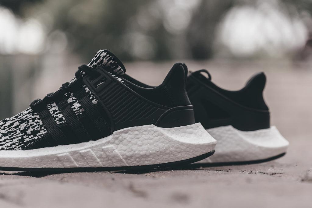 adidas EQT Running Support 93 One Color Wasn't Enough