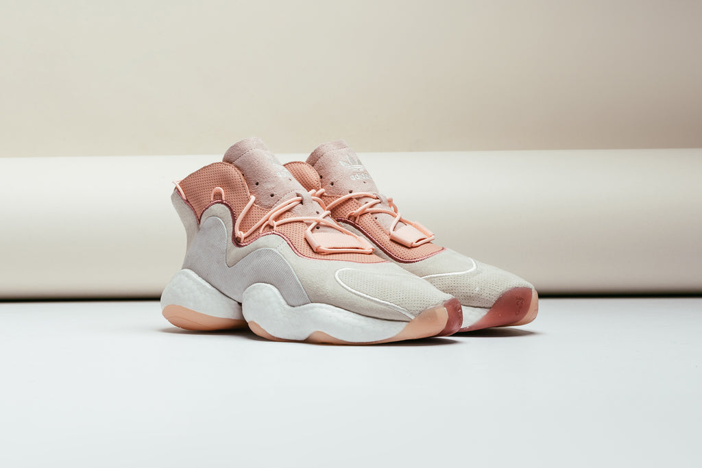 new concept 3b8a3 93a7b ... coupon adidas expands their basketball line with another rendition to  the crazy byw lvl i 180