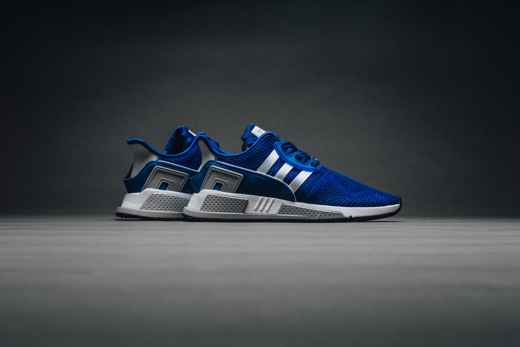 ec5fd3b0e336 Adidas Originals EQT Cushion ADV  Core Royal  Available Now – Feature  Sneaker Boutique