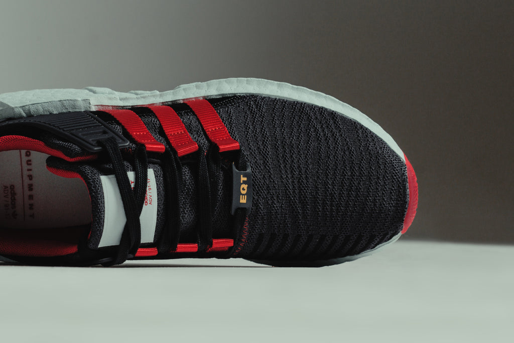 wholesale dealer e0279 e46e8 Adidas is back with another new EQT Trainer design, this time in honor of  the Chinese New Year. In celebration of the Year of the Dog, this Chinese  New Year ...
