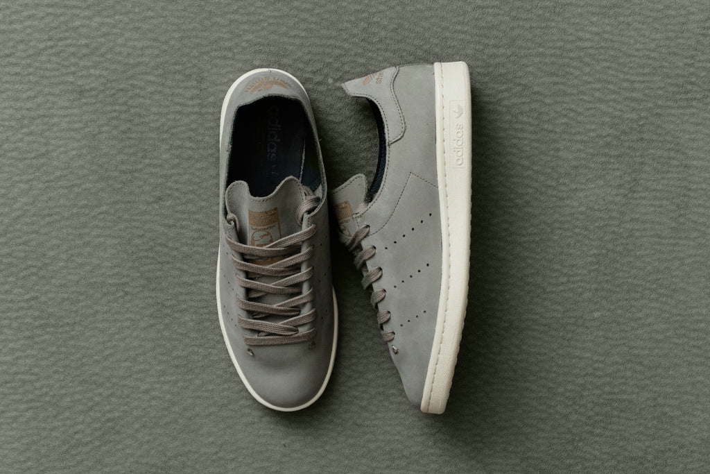 size 40 05d9f c25d8 3db9f 9a70a  low price adidas revamps their iconic stan smith 130 with a  lightweight leather construction. the