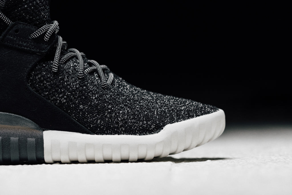 Adidas Originals In Tubular X Primeknit 'Glow In Originals The Dark' In Negro 927982