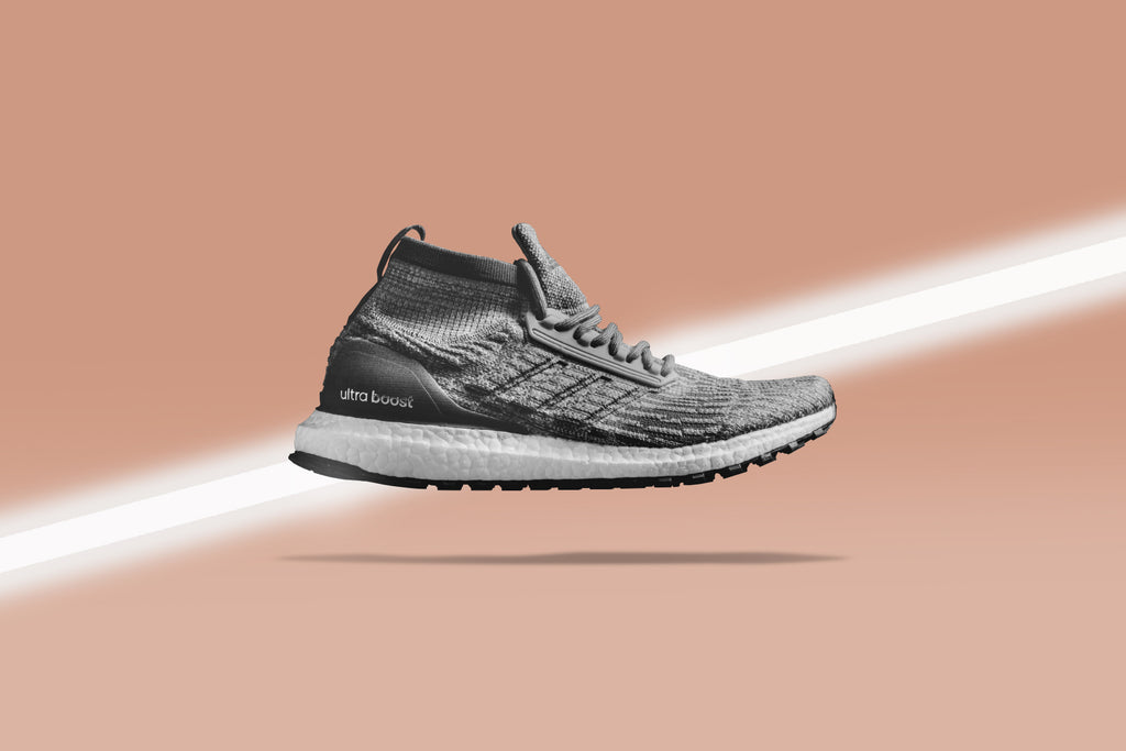 innovative design 4a6c4 de445 Adidas Originals Ultra Boost Mid ATR Grey Available Now – Feature Sneaker  Boutique