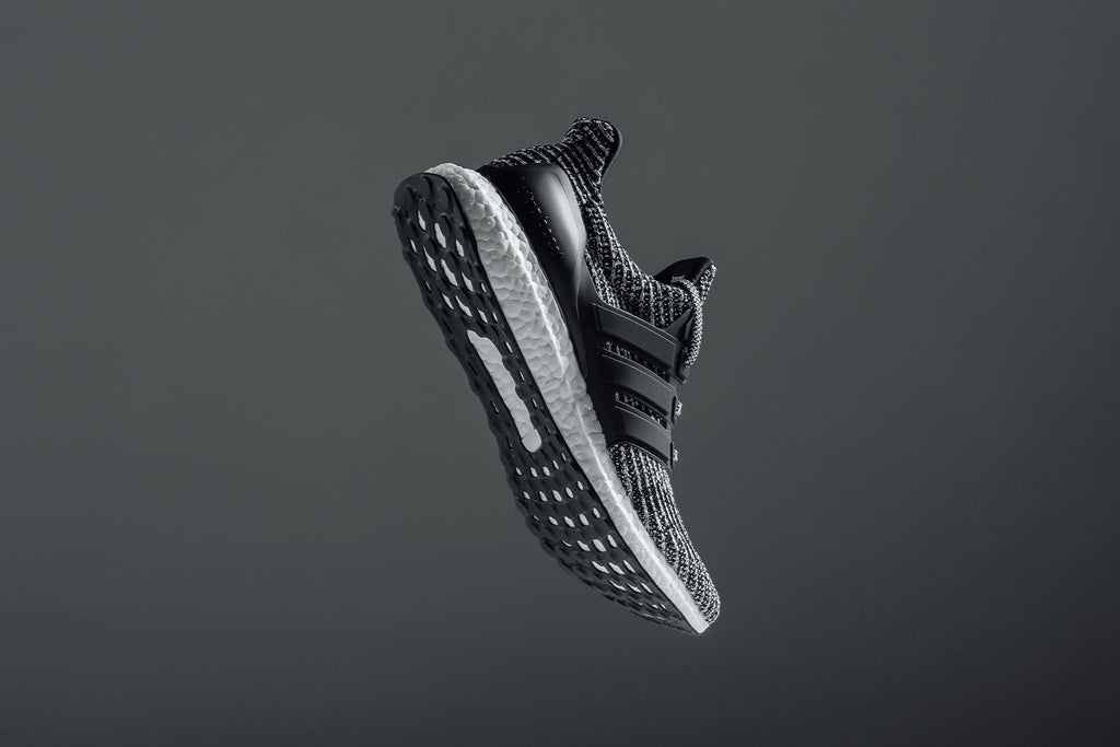hot sales d35cb 5fc4d Adidas Ultraboost 4.0 Core BlackFlat White Available Now – Feature  Sneaker Boutique