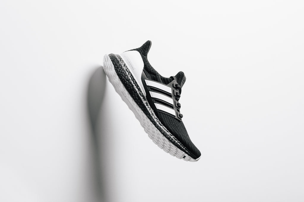 9673fab239bf1 Adidas expands their Ultraboost 4.0 line with a new two-tone rendition.  Dubbed the