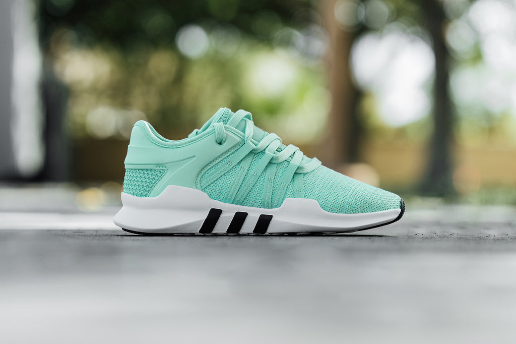 Adidas Women s EQT Racing ADV  Aqua White  Available Now – Feature Sneaker  Boutique 3ad2a0aeb