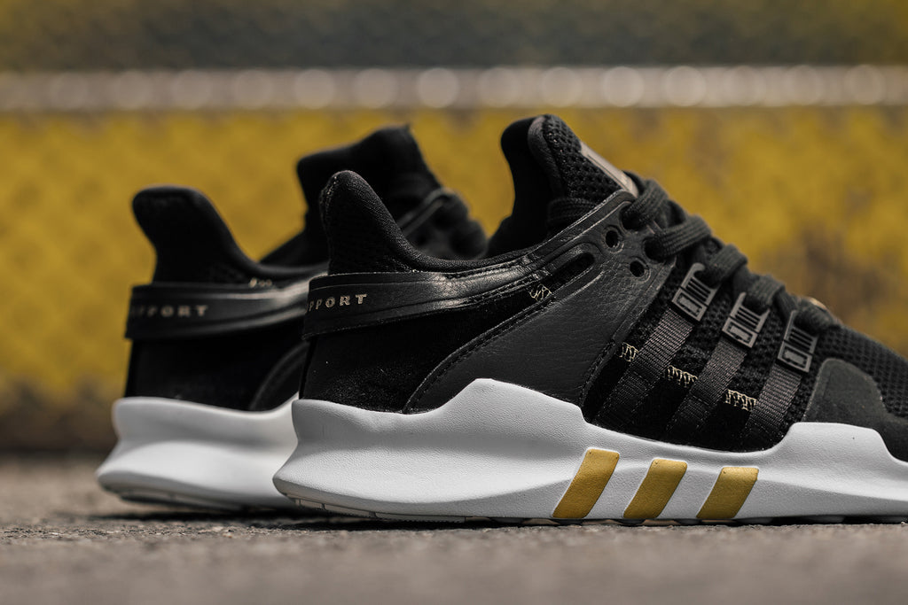 Adidas Originals Women s EQT Support ADV  Core Black  Available Now ... 6fe39199fc