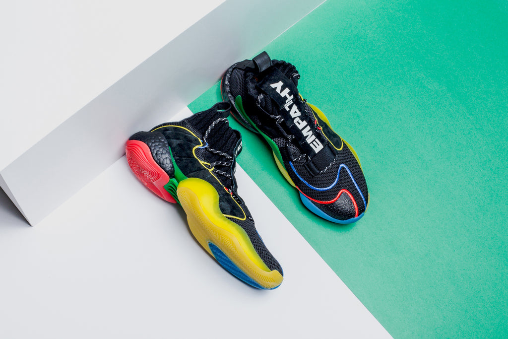 c387145ccdd42 Adidas Originals x Pharrell Williams Crazy BYW LVL X