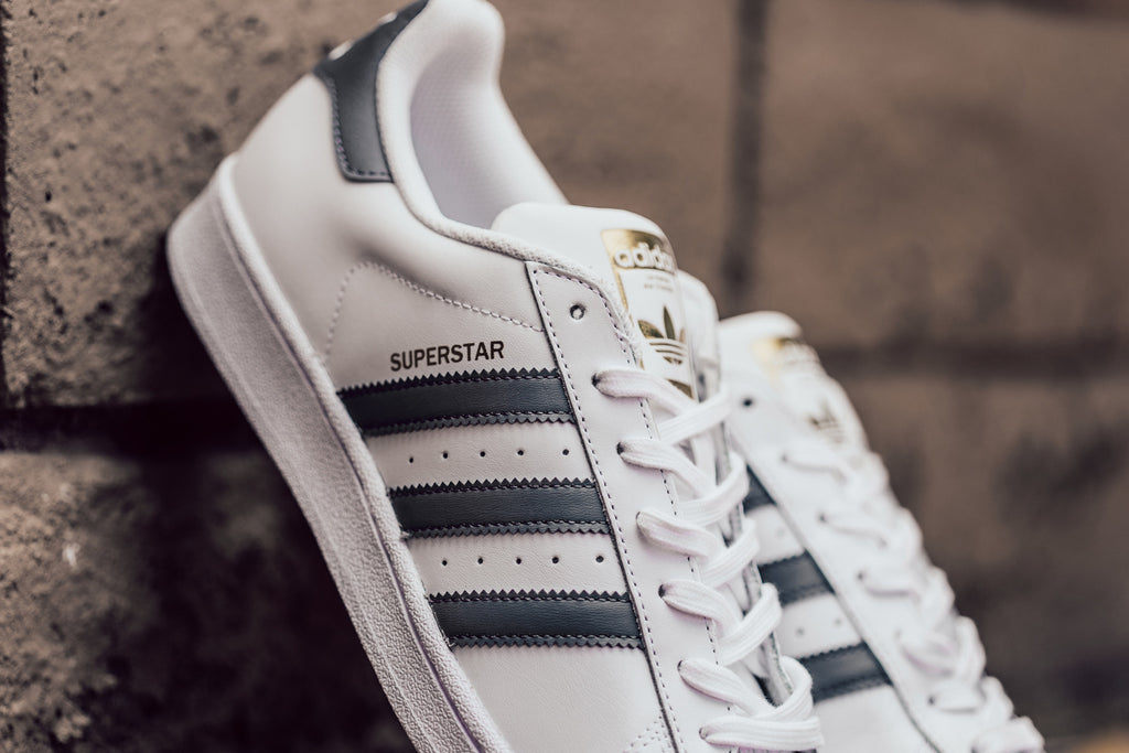 reputable site e00bf 944a6 Adidas Superstar Foundation White/Onix Available Now – Feature