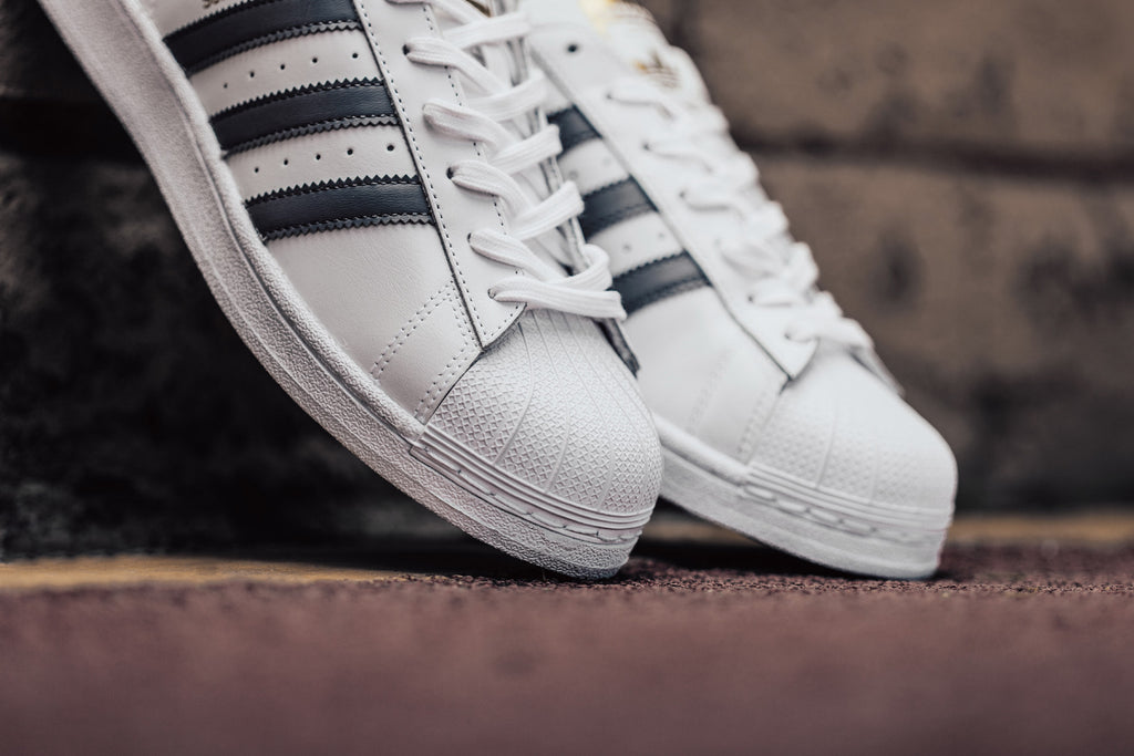 newest collection 54e6d c4681 Adidas Superstar Foundation White Onix Available Now