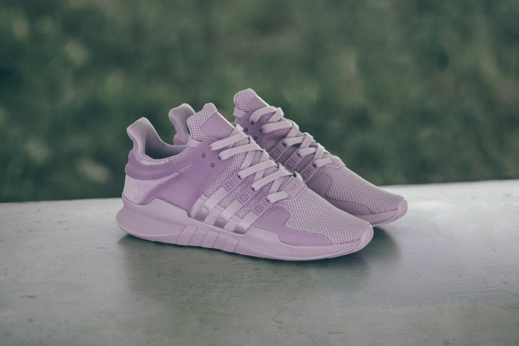 the best attitude 64dd2 f7d88 Adidas is back with another EQT Support ADV for the ladies. This time, the  summer-ready silhouette is treated to a tonal