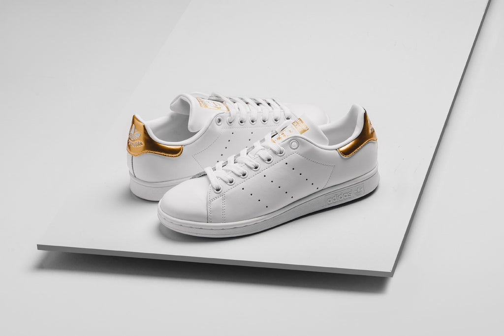 the best attitude f6a0a 87456 Adidas Originals Women's Stan Smith In Running White ...