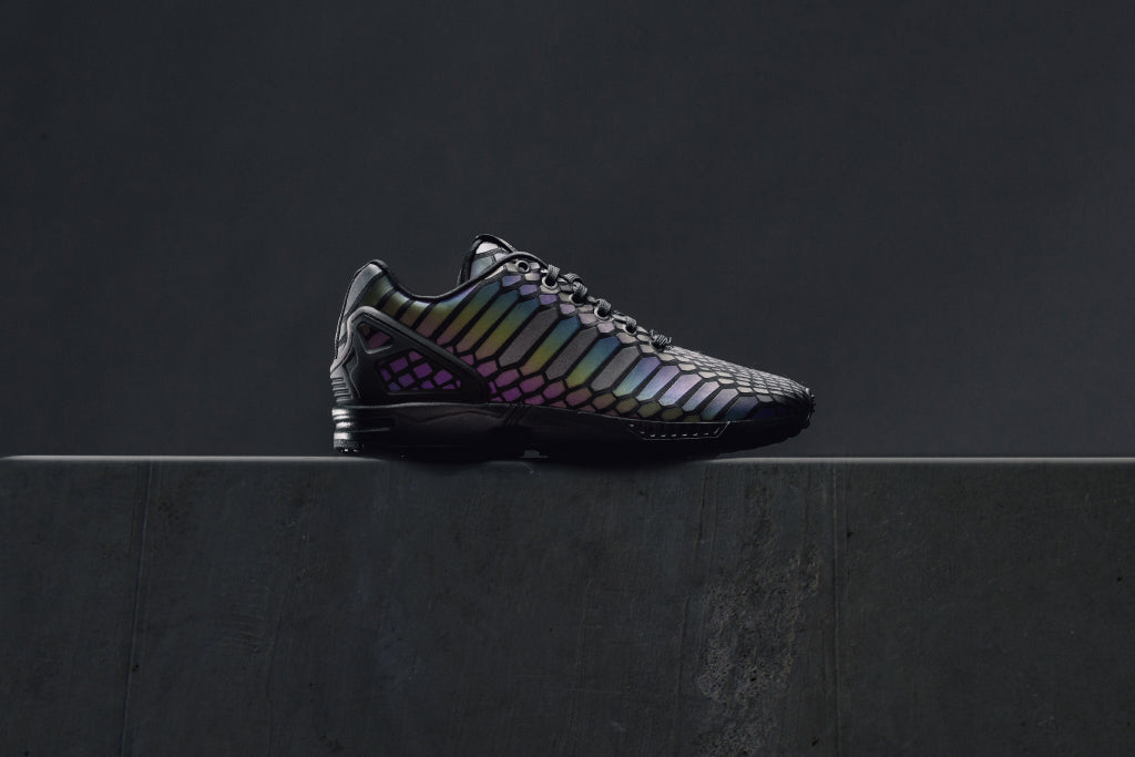 sale retailer 9fc20 650d7 Adidas Originals ZX Flux 'Xeno' In Black Available Now ...