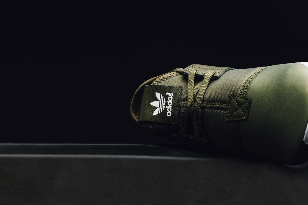 1184c7187 ... reduced adidas originals zx flux plus in olive available now feature  sneaker boutique f17f3 67add ...