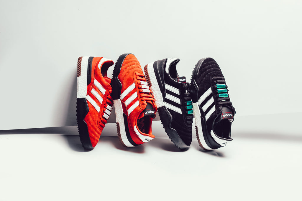 detailing f5ed7 eddd3 Adidas x Alexander Wang AW BBall Soccer Footwear Available Now – Feature  Sneaker Boutique