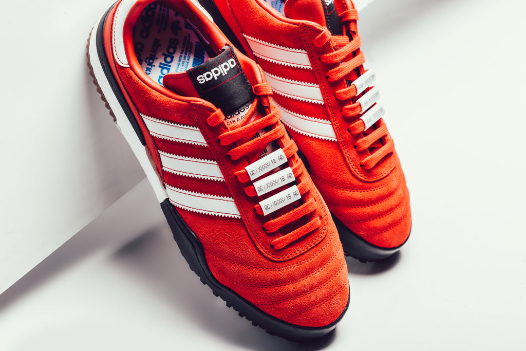 new product d1305 9ecbc Adidas x Alexander Wang AW BBall Soccer Footwear Available Now
