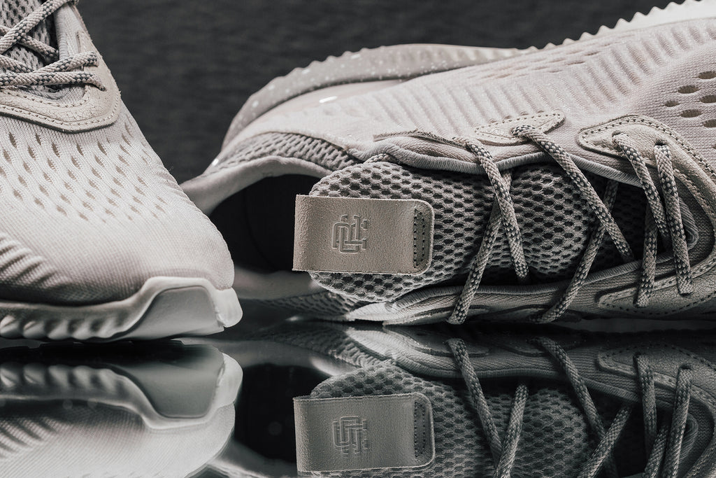 first rate 4e96c 7de86 Adidas Originals and Reigning Champ continue to expand their list of  ongoing collaborations, this time with a minimalistic, yet elegant take on  the Alpha ...