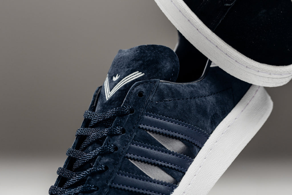 sale retailer d16ee 6f630 Adidas x White Mountaineering Campus 80 Collection Available Now