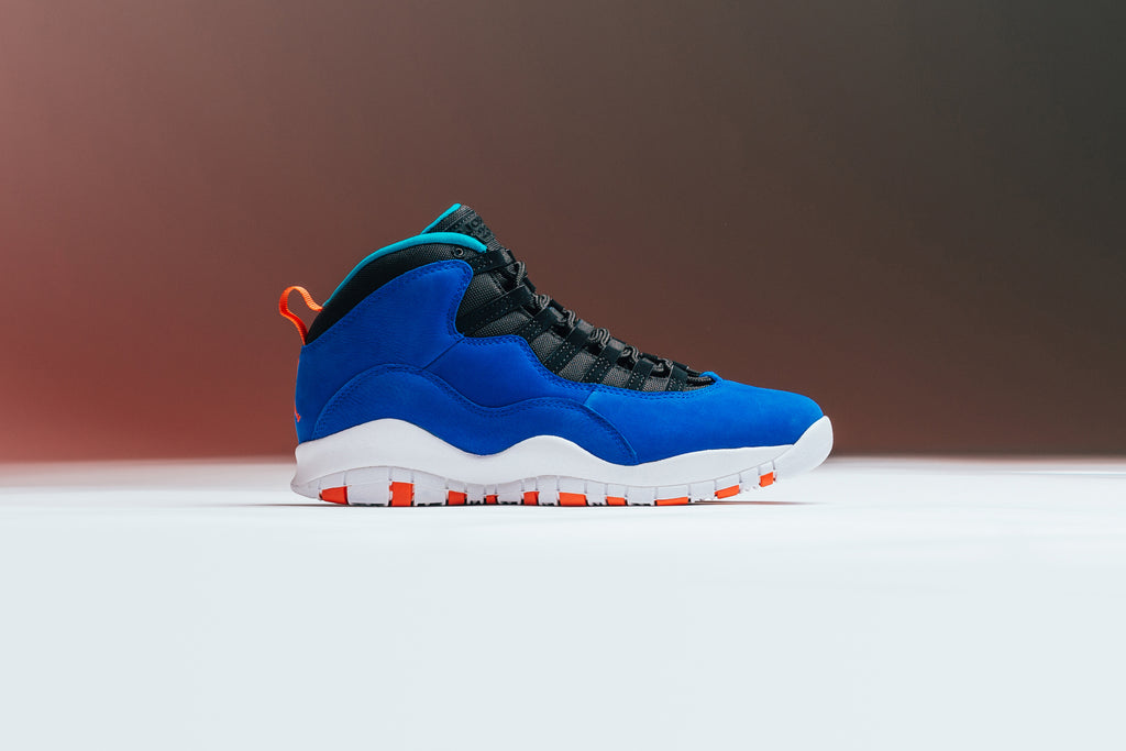 quality design 942f2 c9906 ... ireland jordan brand presents a colorful iteration of the air jordan 10  retro featuring a familiar