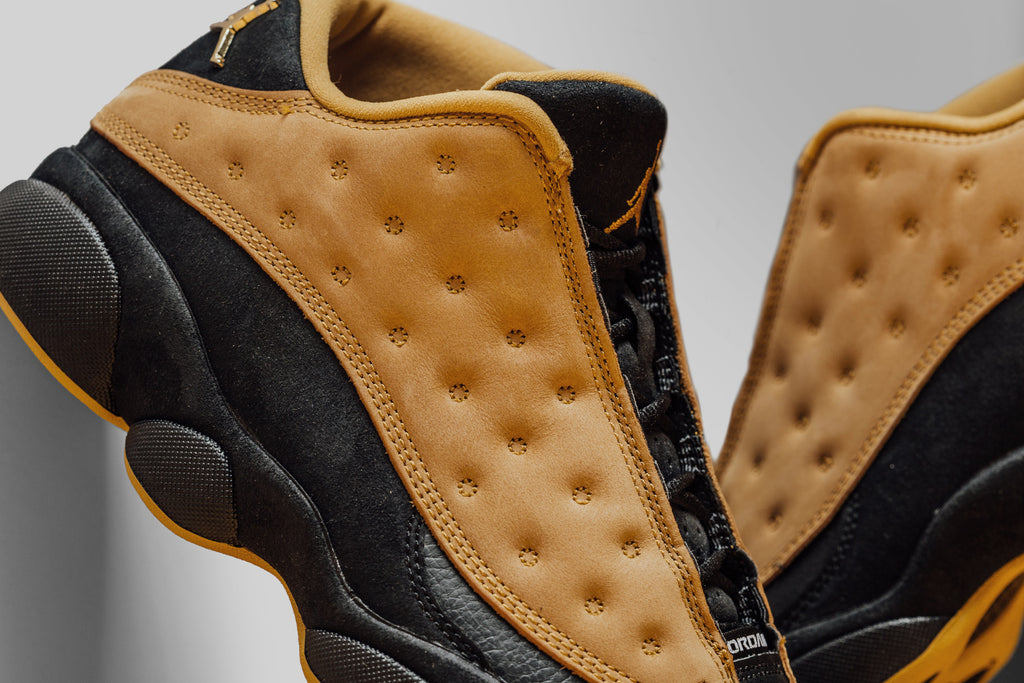 newest 3377c d08c8 Jordan Brand continues to expand their spring summer collection with  another long-awaited retro. With the return of the lowtop AJ 13 silhouette  ( 175), ...