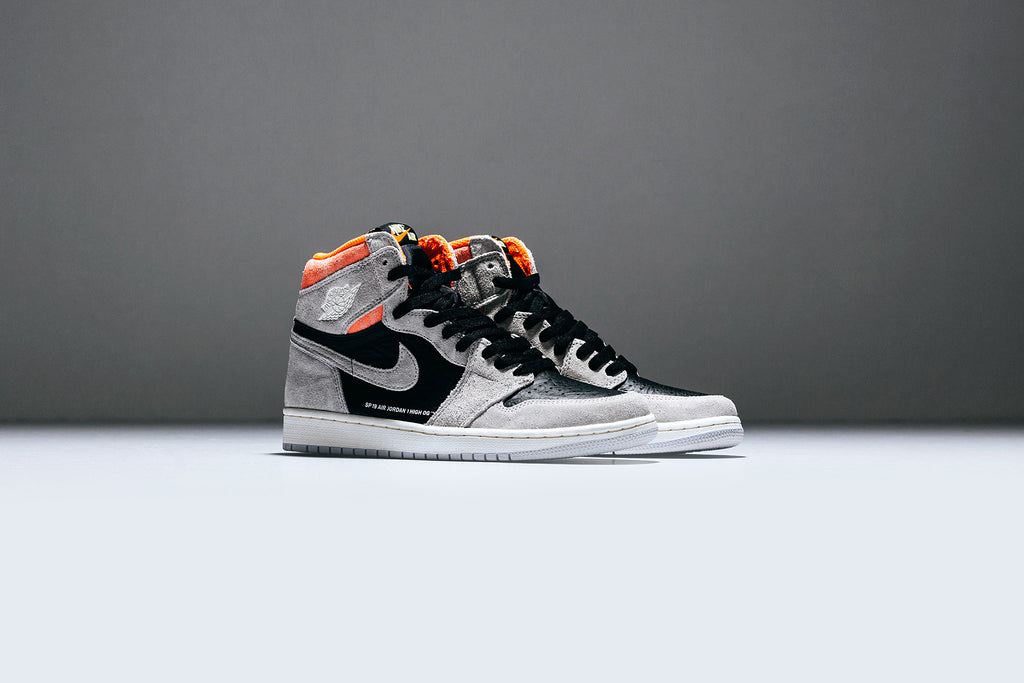 differently 2b2b0 86c92 ... promo code air jordan presents a new addition to the jordan 1 line this  rendition features