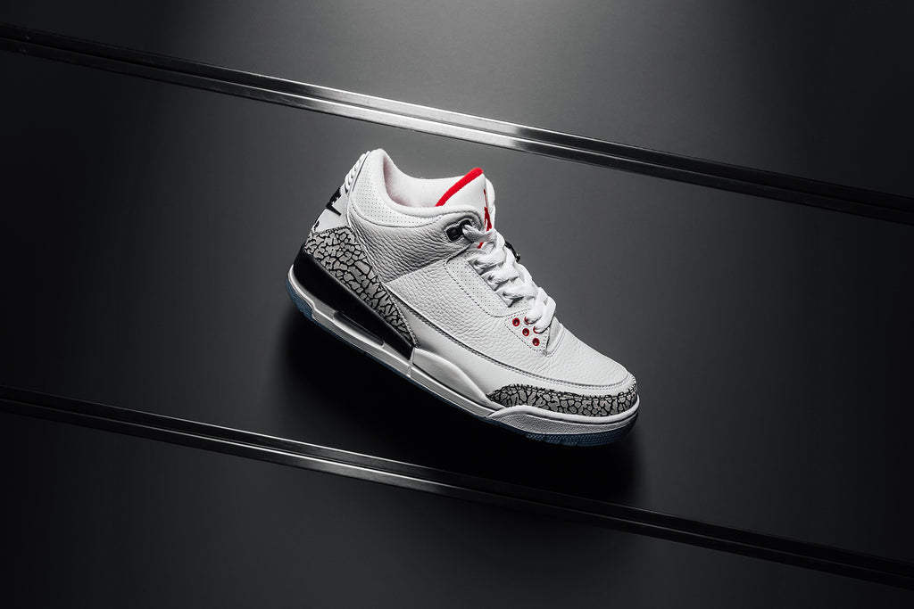 32cea8a809e Just in time for the up and coming all star weekend, Jordan Brand brings the  retro 3