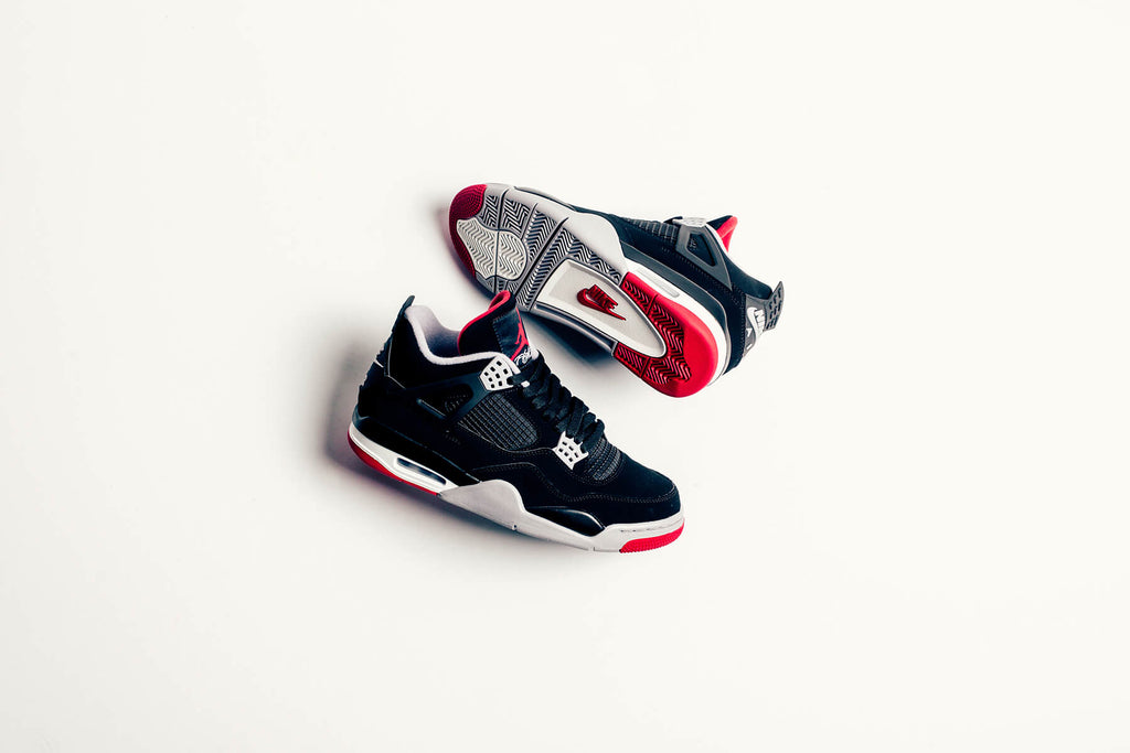 0b3b3a4759 Jordan Brand presents the highly anticipated retro of the Air Jordan 4 in  the infamous