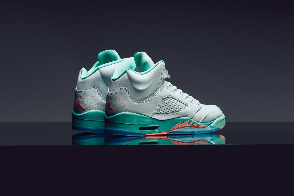 premium selection 1def7 752a3 clearance jordan brand expands this seasons line up with a summer inspired  color way of the