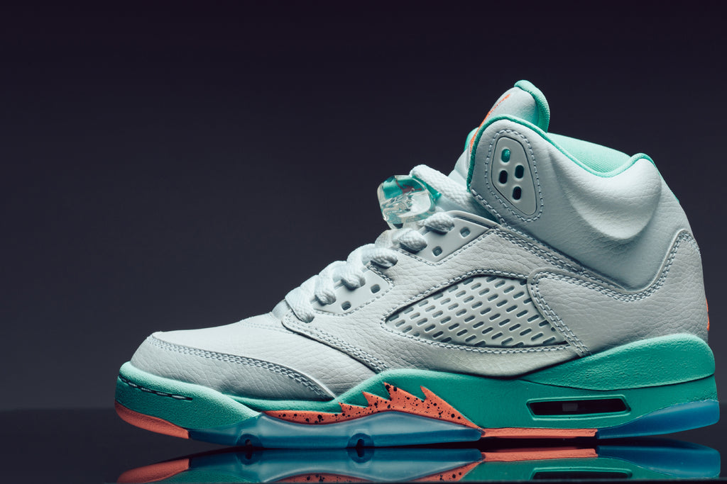 8da26605b9d6 clearance jordan brand expands this seasons line up with a summer inspired  color way of the