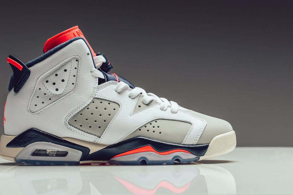 a52ac1c0809 Air Jordan Youth Retro 6 Tinker