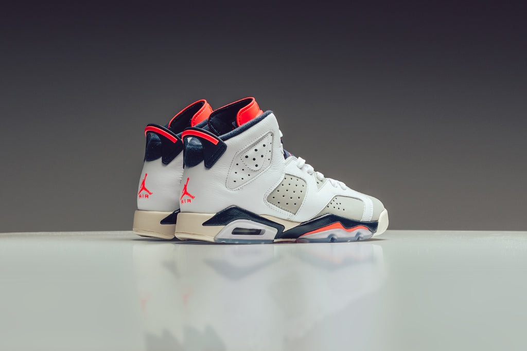 premium selection 077f8 35d00 Air Jordan Youth Retro 6 Tinker