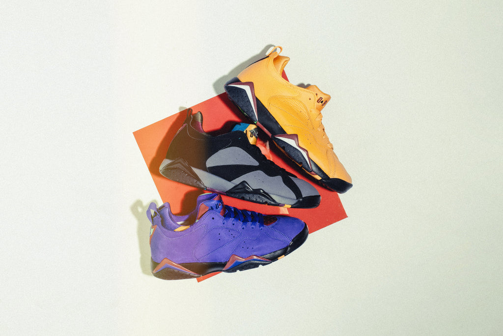 factory price ccd8d a83f0 Air Jordan 7 Low NRG Collection