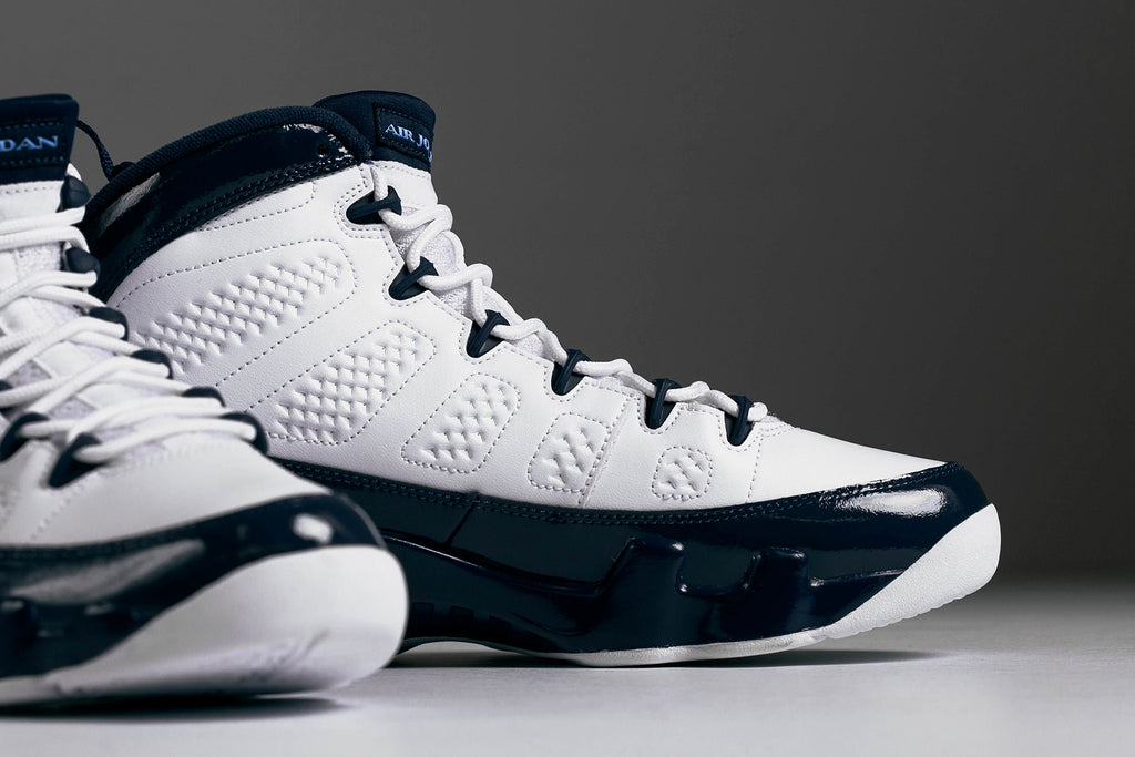 promo code 3342e 07b6d Jordan Brand presents a historic iteration of the Jordan 9, inspired by the  colors of Jordan s college career ( 190). Originally released in 1993, the  Air ...