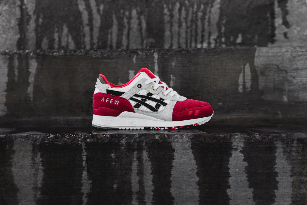 buy online 2ed77 be831 Asics x Afew Gel Lyte III 'Koi' Available Saturday, May 30 ...