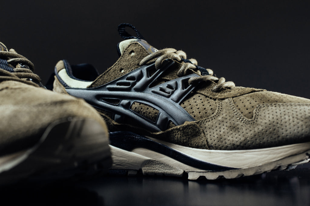 save off 4ad70 20a30 Asics x Footpatrol Gel Kayano Trainer Available Online ...