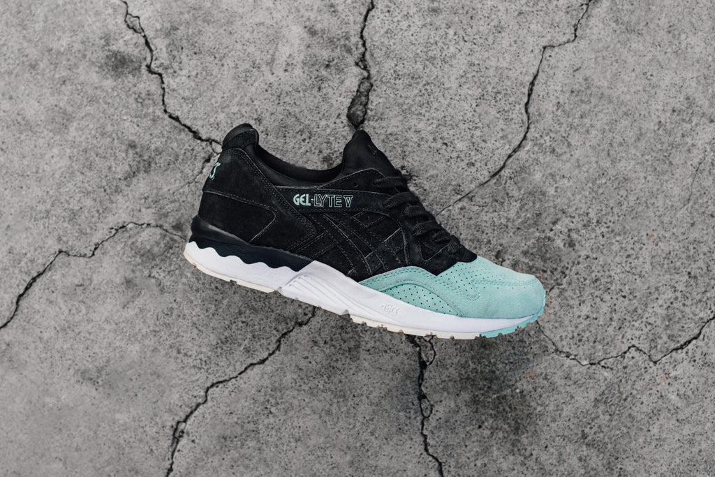 reputable site 844c8 1913d asics gel lyte v suede