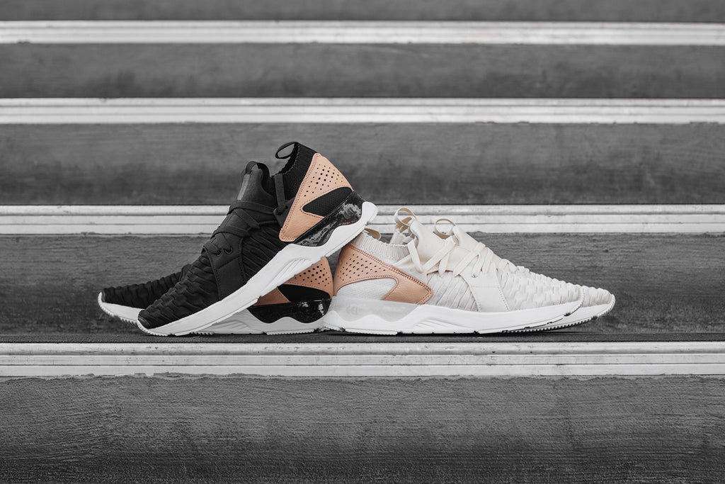 newest 78834 5f12d Asics Gel-Lyte V Sanze Knit Available Now – Feature