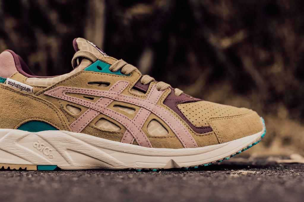 aguja Incontable Socialismo  Asics x Asphalt Gold Gel-DS Trainer OG Available Now – Feature