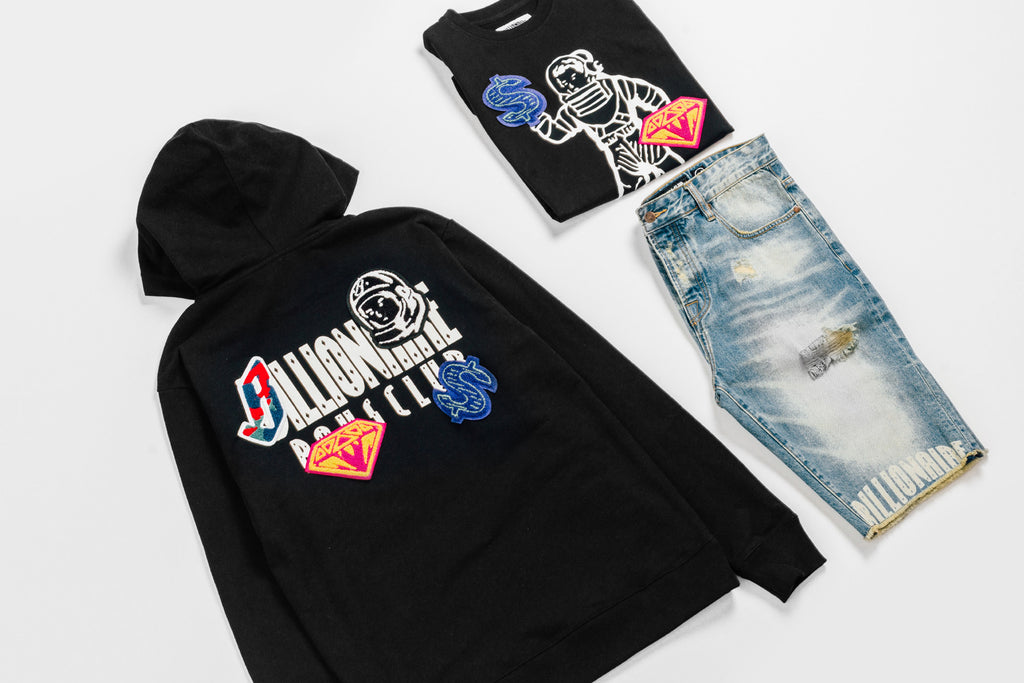 ce4f8c61b Billionaire Boys Club is back with its newest collection of apparel  ($50-$95). The latest delivery offers an array of t-shirts, fleece, and  wovens.