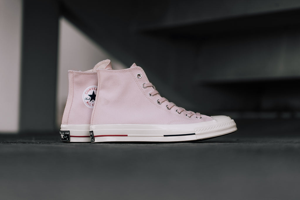 converse chuck taylor barely rose