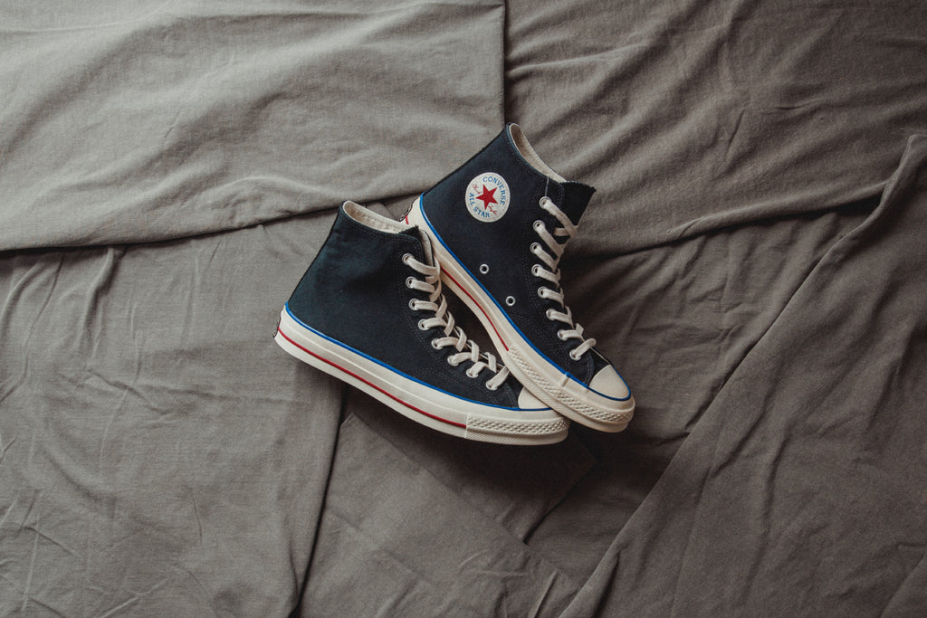 ... Converse expands their Chuck 70s line with a capsule of high and low  silhouettes (80  Chuck Taylor All-Stars ... 4e38b2f81